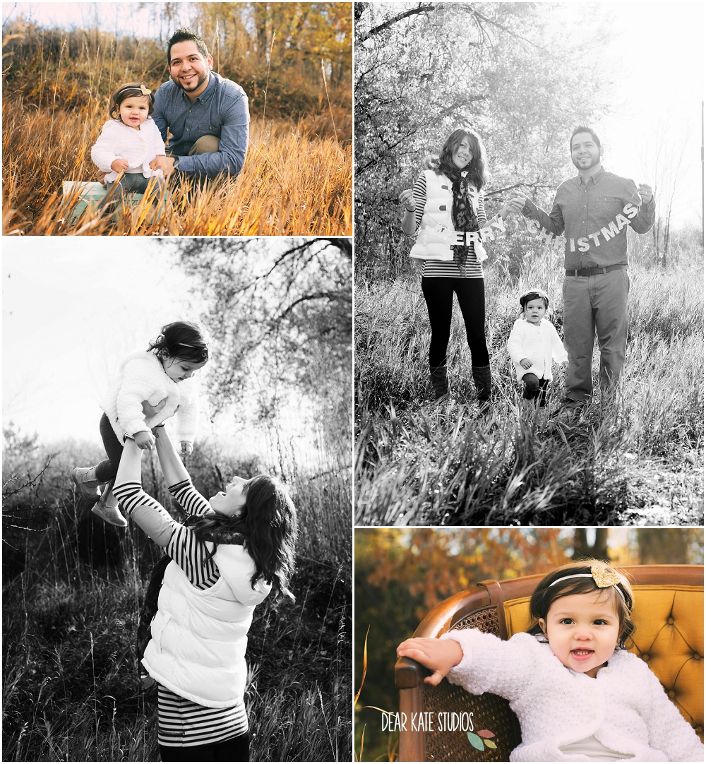 Fall Mini Session- Fort Collins – The Ybarra Family