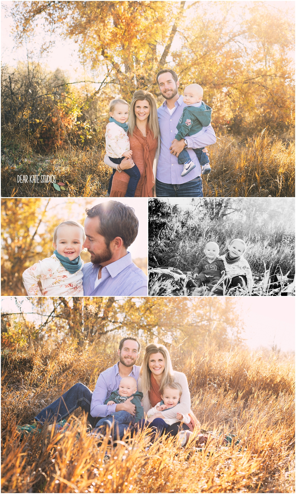 Fall Family Mini Session – Fort Collins Family Portraits – The Jacobs