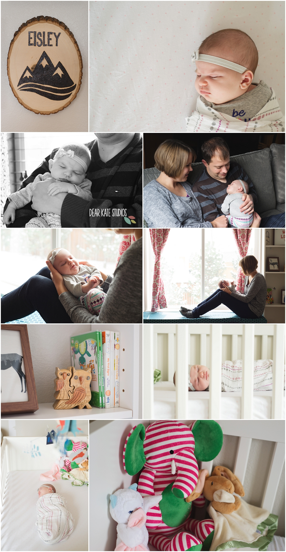 Lifestyle Newborn Photography Fort Collins