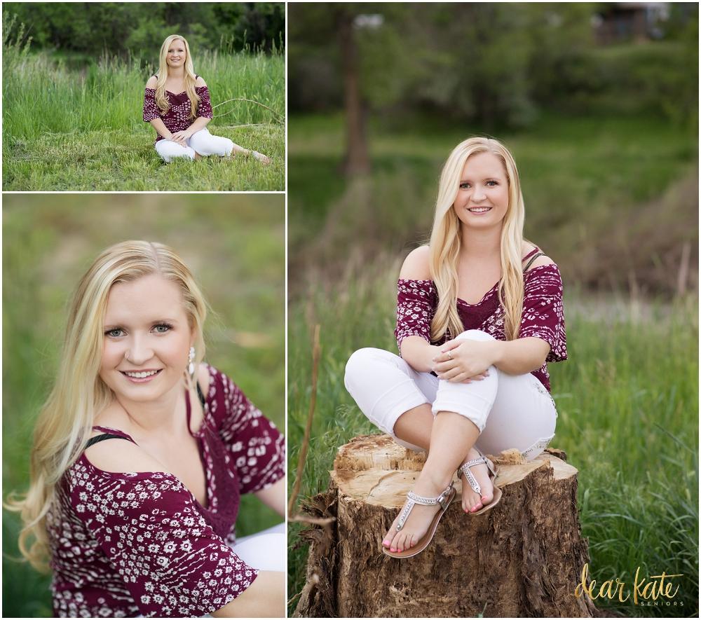 Loveland High School Senior Photography