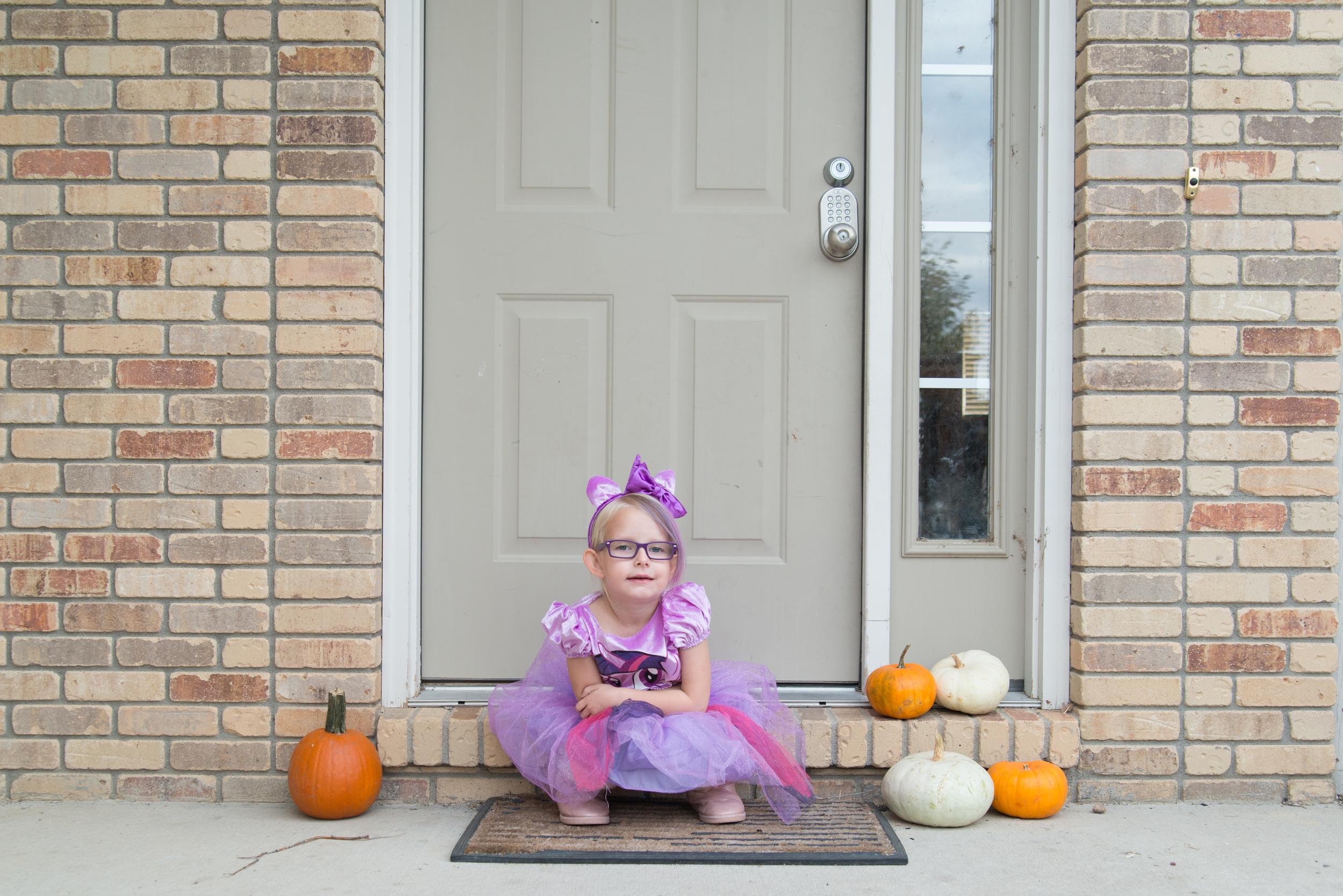 7 tips for better Halloween Photos {Northern Colorado Children's Photographer}