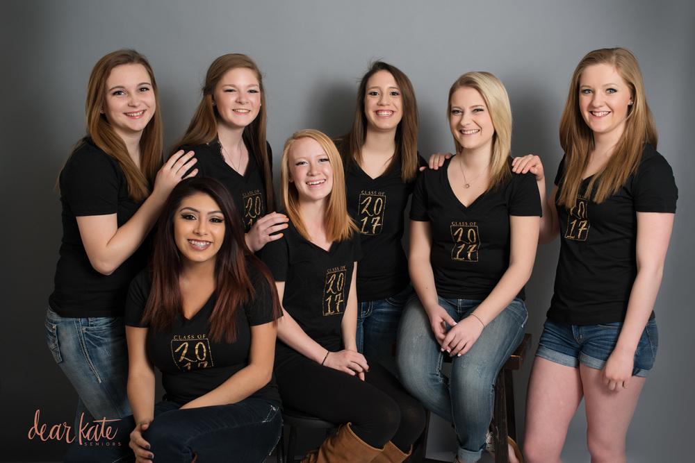 Loveland Senior Pictures Rep Model Team