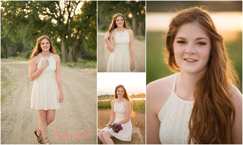 Candid natural senior pictures loveland colorado