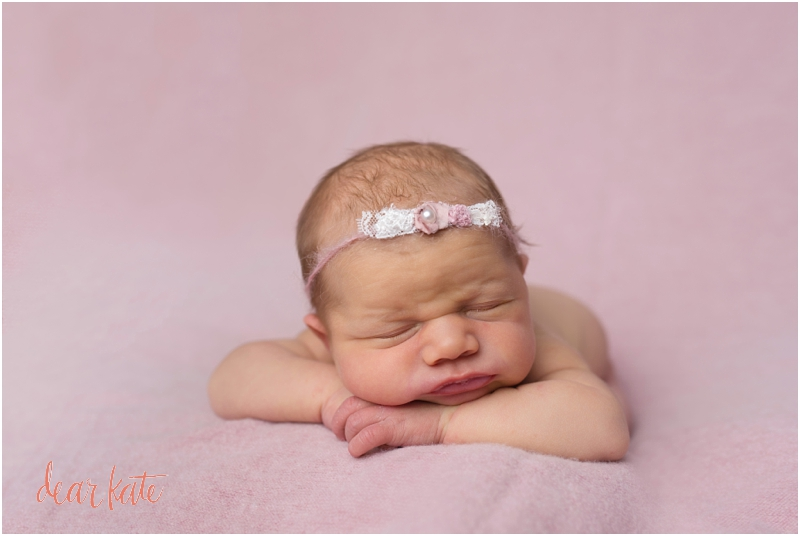 Newborn photographer studio loveland co