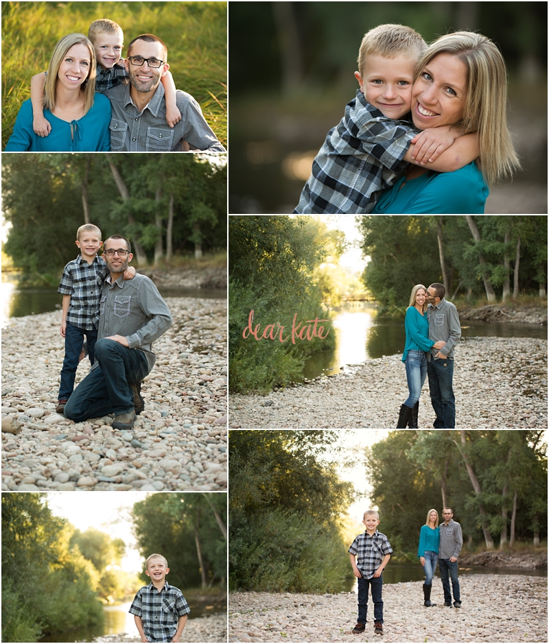 Fall Family Mini Session in Fort Collins
