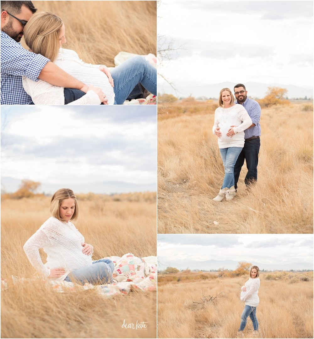 Loveland Pregnancy pictures bump to baby grow with me photographer