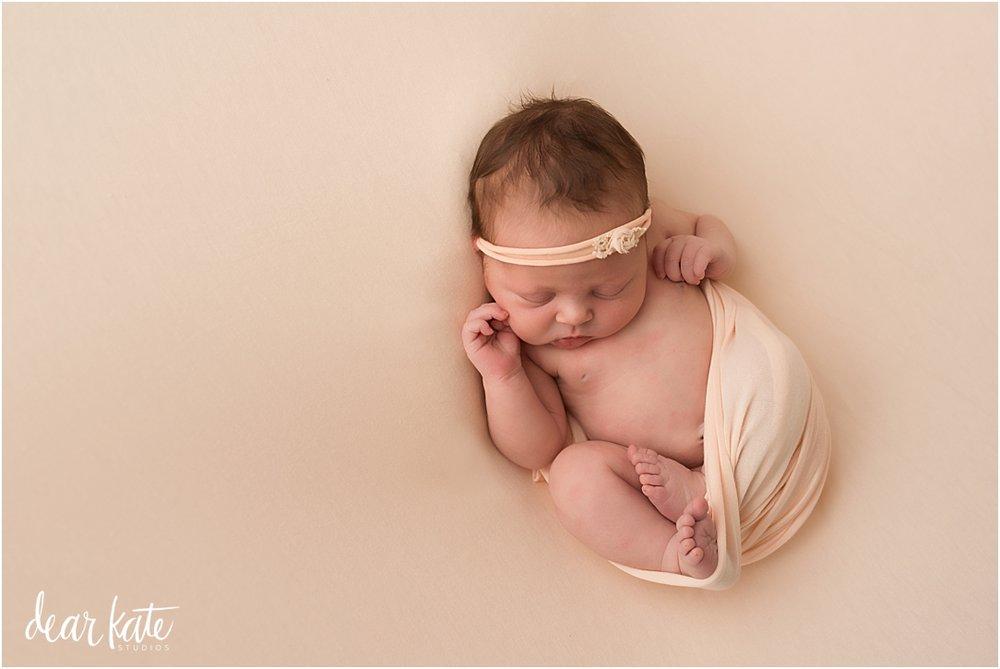 Best newborn baby photographs wellington CO Dear Kate Studios.jpg