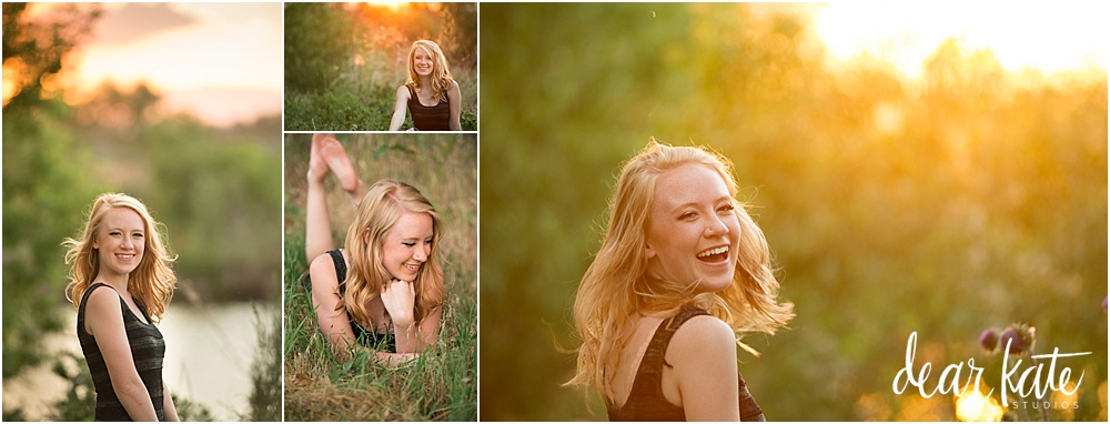 Casual candid senior pictures loveland colorado