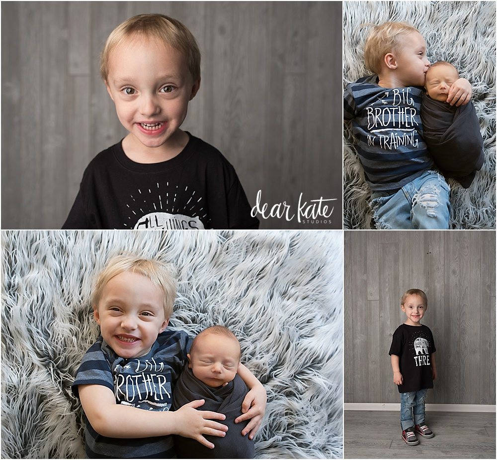 loveland colorado siblings infant studio photographer