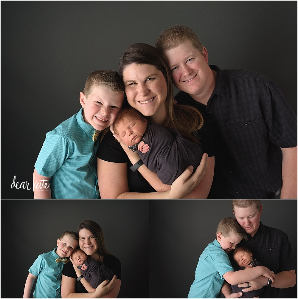 newborn family photography windsor colorado