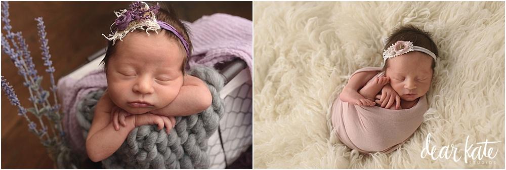 Fort Collins premature baby girl newborn pictures