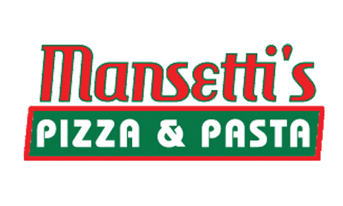 Mansetti's - 2 Pizzas