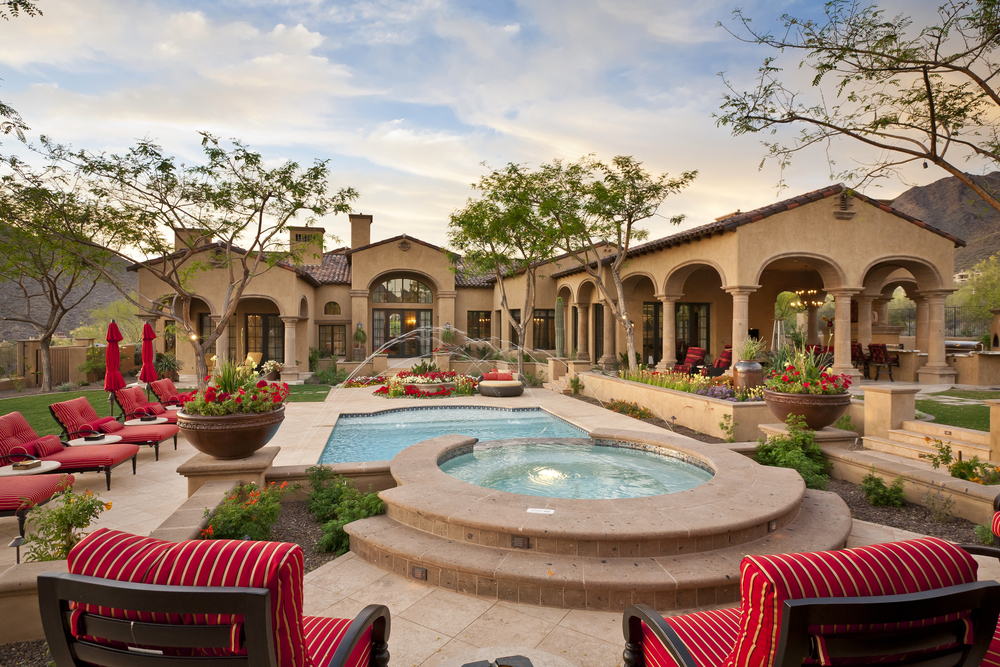 Silverleaf - Upper Canyon - Spanish Colonial