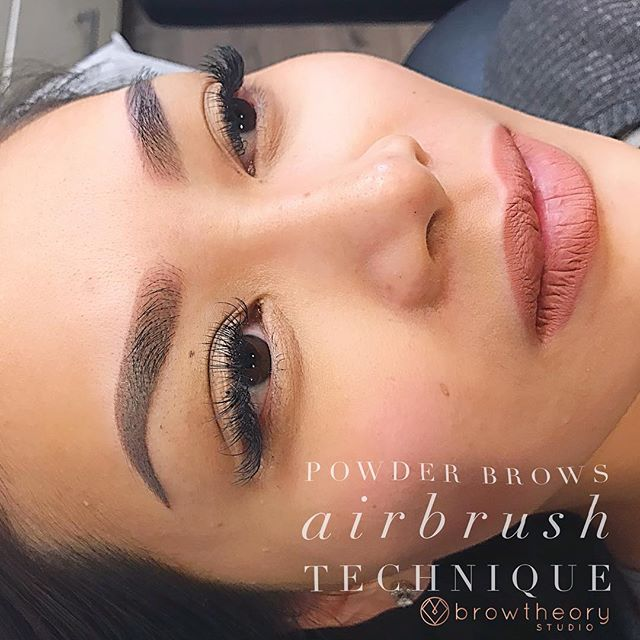 Always a blast touching up this beauty! 💓 For sure one of my all time favorite brow design! 🤗. . . #airbrushbrows #permanentmakeup #semipermanentmakeup #browsonfleek #browsonpoint #browartist #browtrainer #spmu #spmutrainer #browgamestrong #browtransformation #powderbrows #brows #anastasiabeverlyhills #makeup #ootd #motd #pmu #girlswithtattoos