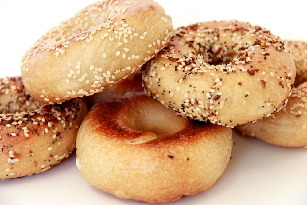 Bagels are a Jewish Thing? Right? So the Exodus Story is Relevant.