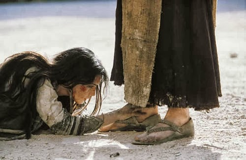 There is no shame in crawling to Jesus. When we admit our brokenness he forgives and restores.