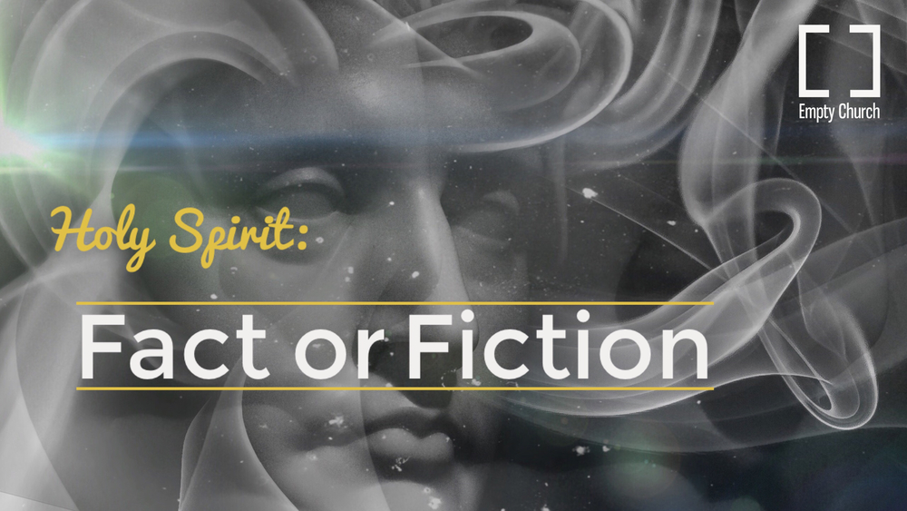 is the holy spirit a real person or a made up part of the trinity?