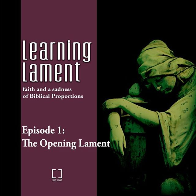 🎙Another Empty Conversation is back! 🎙Check out ec2dot01 as we start a new series on Lamentations. (Link in bio) #emptychurch #emptyconversation #anotheremptyconversation #podcast #season2 #ec2dot01 #lamentations #lament #lamenting