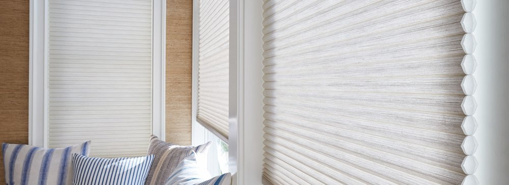Cellular + Honeycomb Shades -