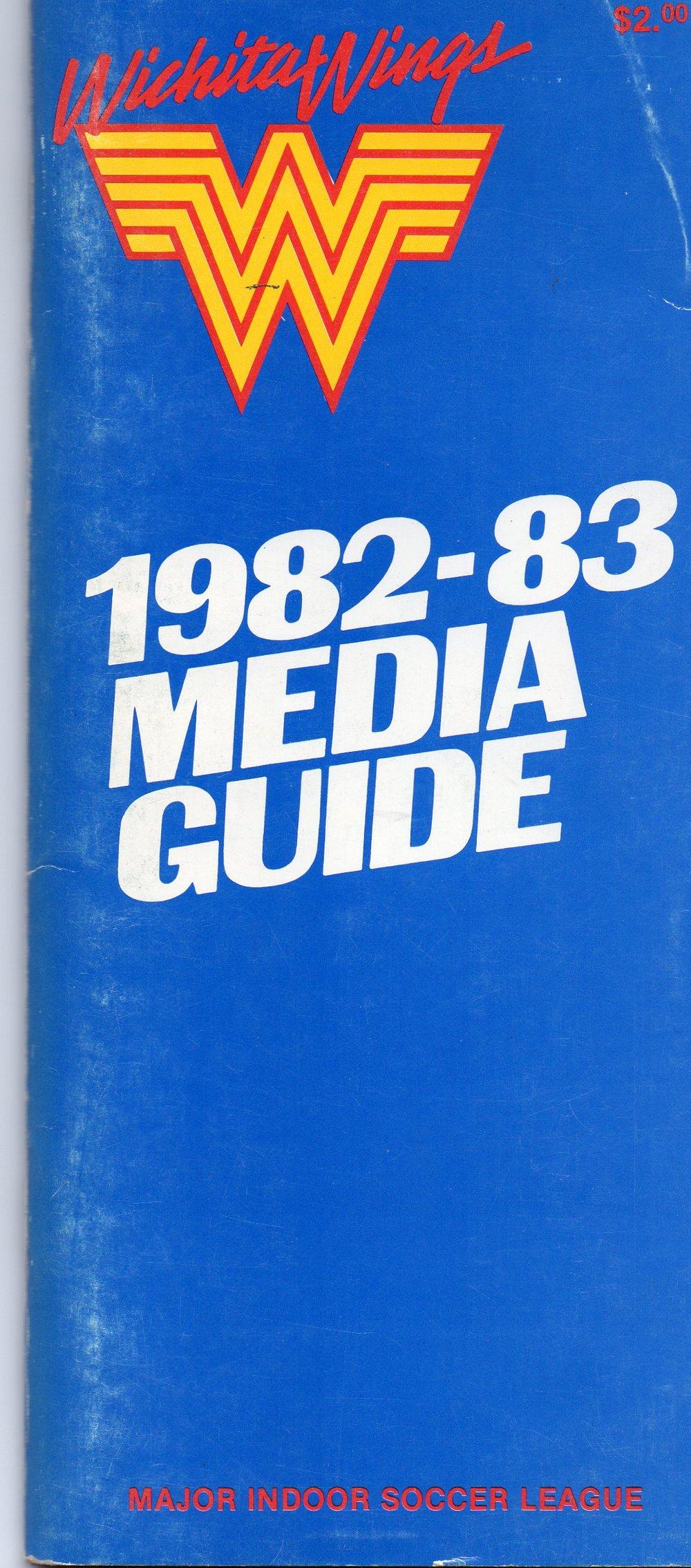 WichitaWings1982-83Media.jpg
