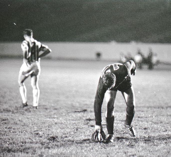 Toros 67 Goalie Back Lothar Spranger, Spurs 6-13-1967.jpg
