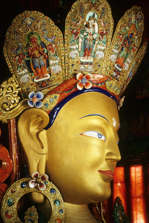 Buddha, India