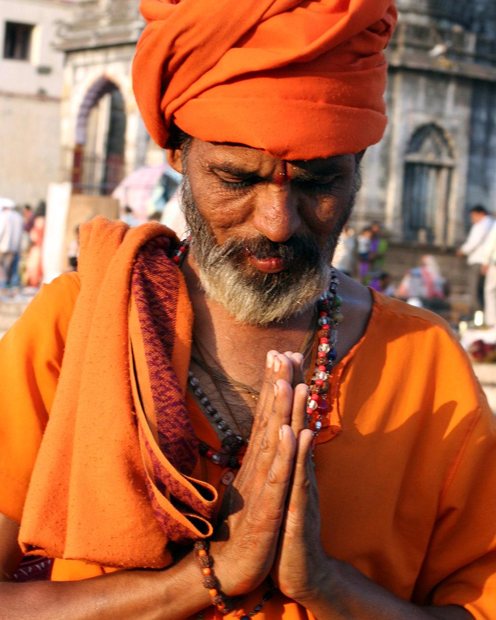 Saddhu, India