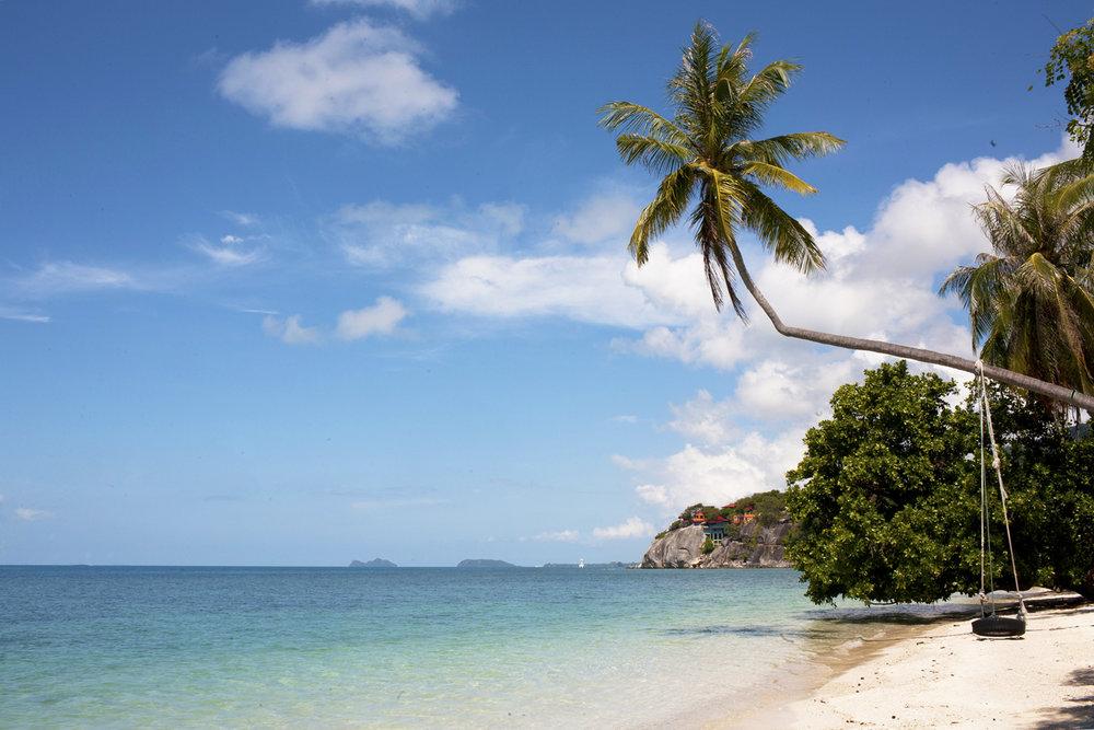 Leela Beach, Thailand