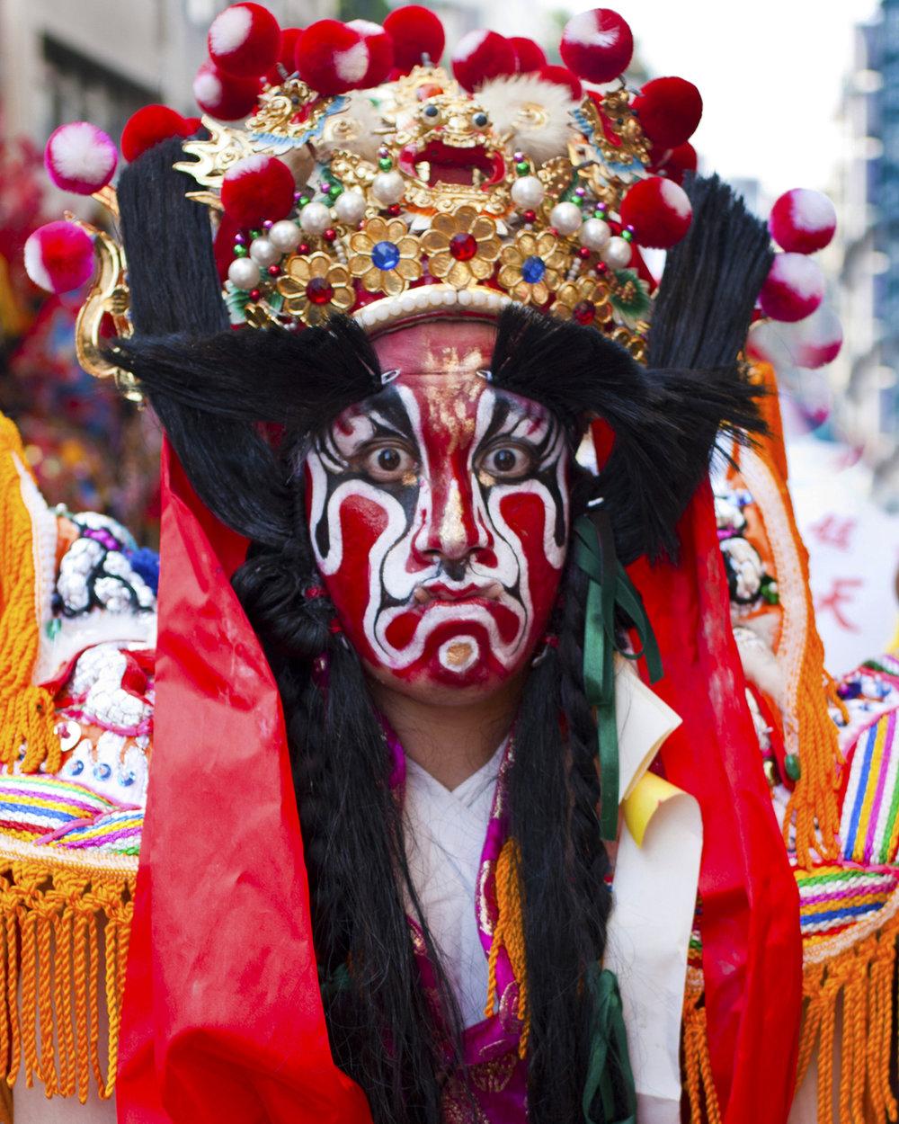 Temple Guard, Taiwan