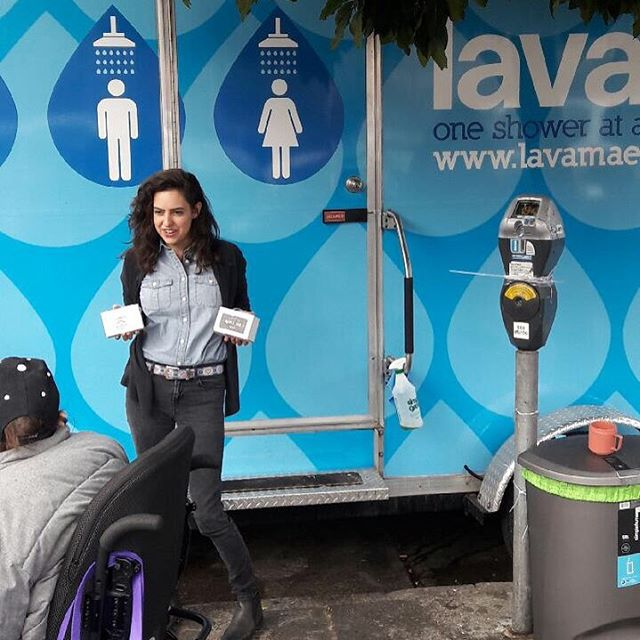 Our founder spent the morning with Violet, Lewis, and Paul from Lava Mae. Learning about their work, needs, and cleaning the shower rooms. This is an organization that allows the homeless to shower with their mobile shower bus and trailer. Follow what they are doing at @lavamae and how you can get involved in San Francisco. #Homeless #BeAVoice #sanfrancisco
