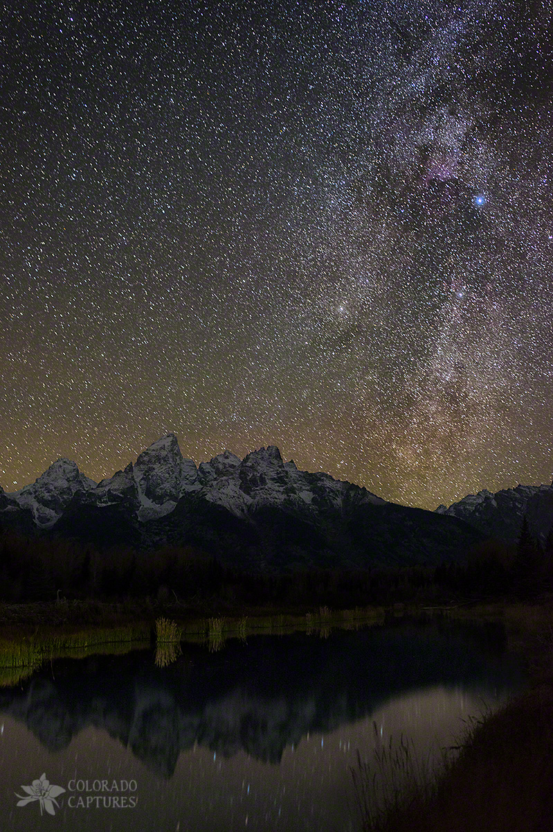 Schwabacher Nebula Cloud Reflection