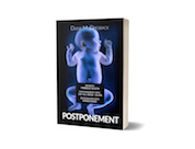 Postponement  -  Nora works in cryonic preservation of newborn babies. Unable to keep her emotional distance, she becomes entangled with trying to help one baby in particular.