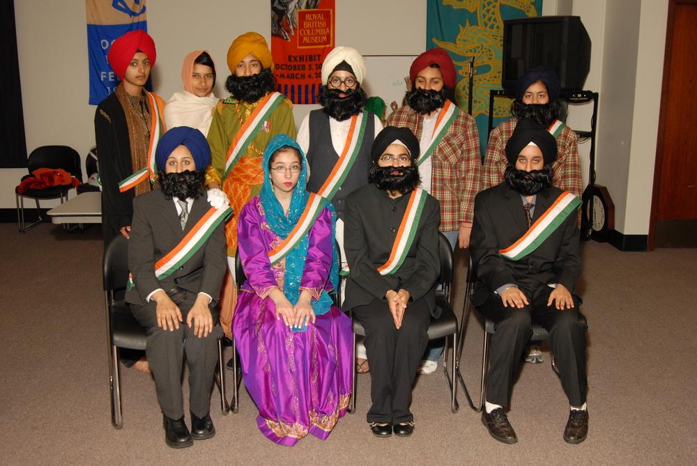Royal BC Museum 2008 Sikh Pioneers Skit