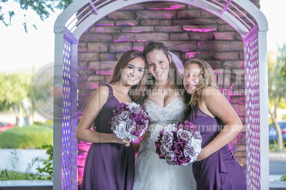 bridesmaid photography phoenix arizona
