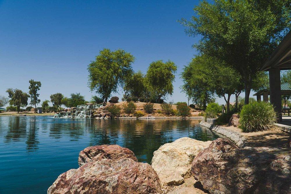 Rio Paseo Park - Goodyear, AZ