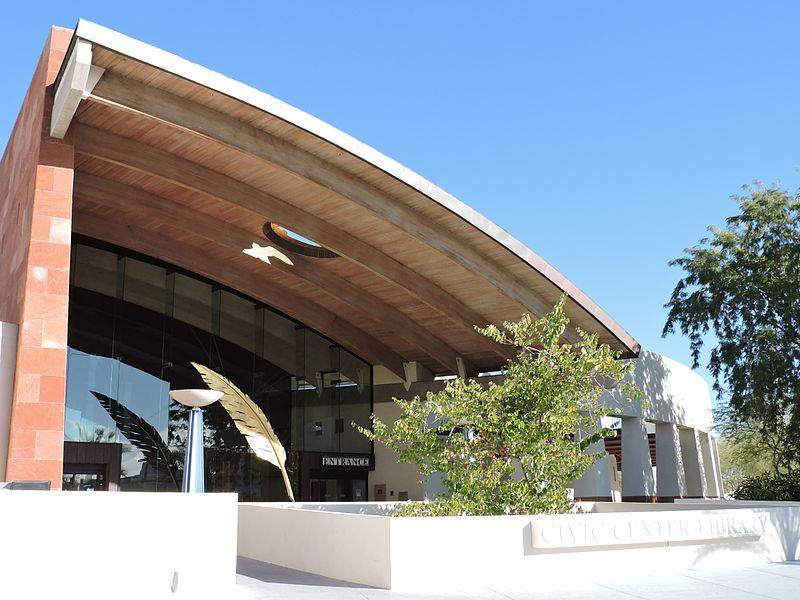 Scottsdale Civic Center Mall - Scottsdale, AZ