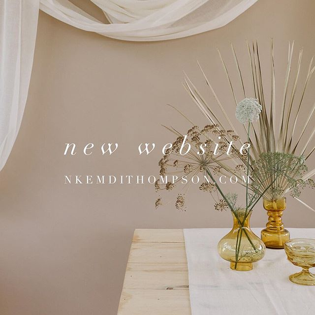 New website, new work. Check it out and share with a flower-loving friend.