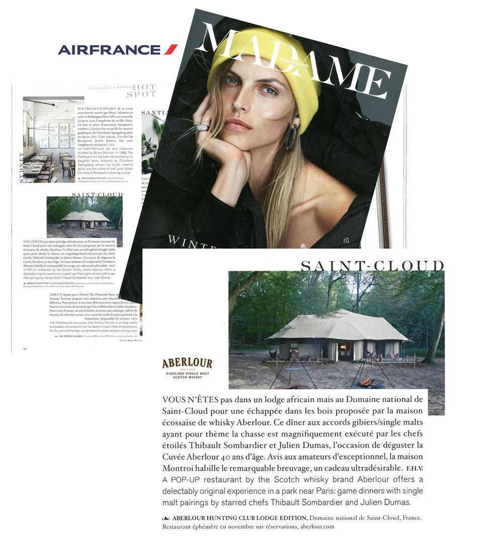 Madama Air France
