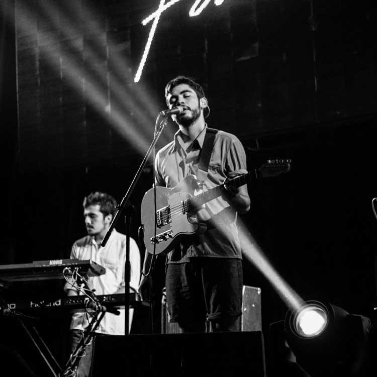 Concert Bastani Tehran
