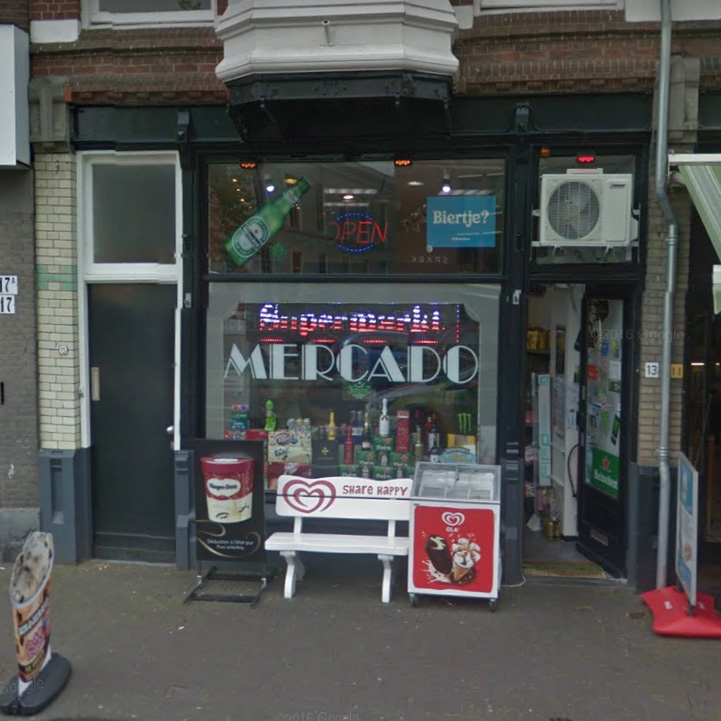 Mercado Supermarkt (Centrum)