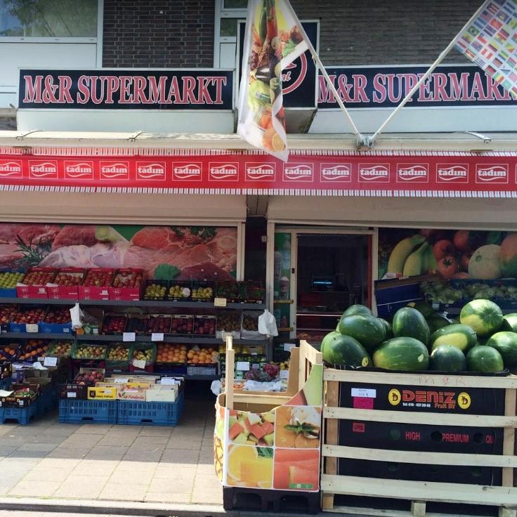 M & R Supermarkt  - Bouwlustlaan 99-105