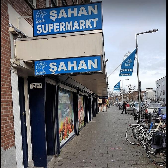 Sahan Supermarkt, Putsebocht 121 -131
