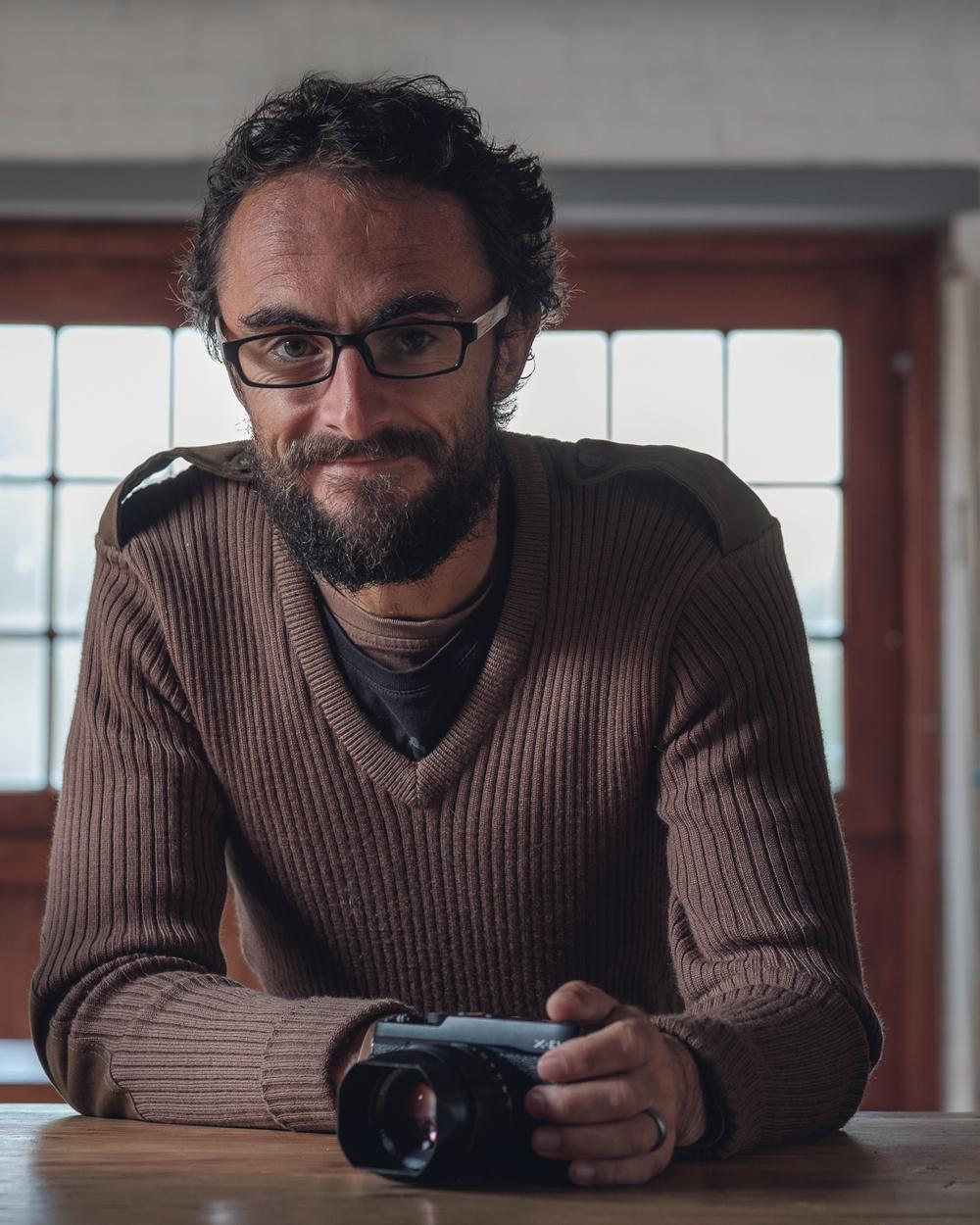 Eugene van der Merwe Photographer cape town