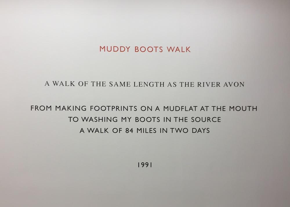 Muddy Boots Walk