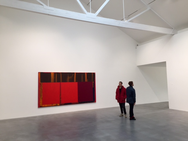 17.7.69 (Installation view, Gallery 4), 1969