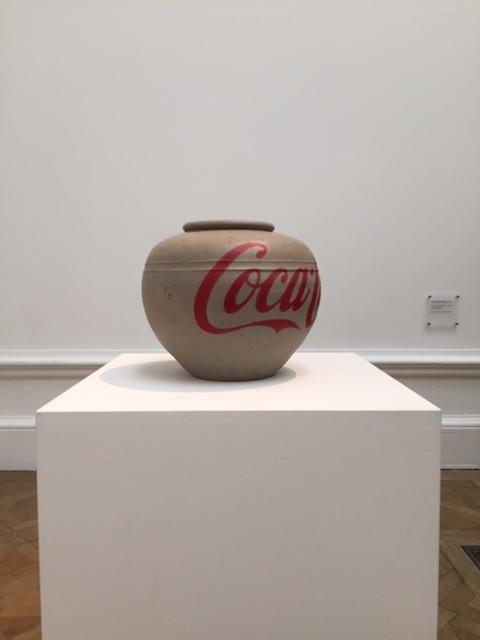 Coca-Cola Vase, 2010