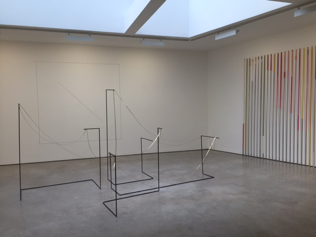 Installation view, Lisson Gallery January 2016
