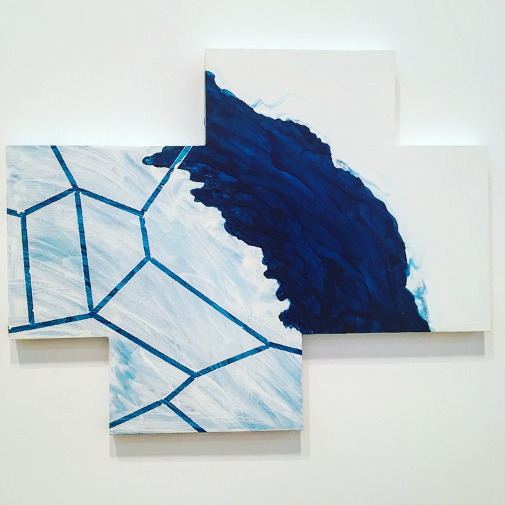 Renny's Right Geometry of a Wave, 2011