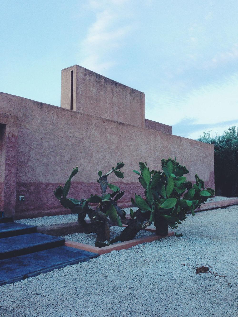 L'hôtel Dar Sabra