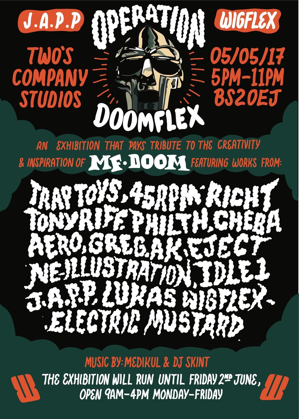 DOOMFLEX 1
